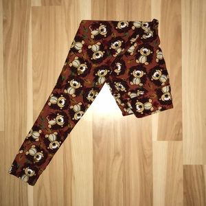 Hedgehog LuLa Roe Leggings